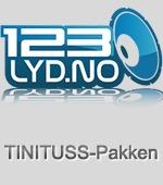 Tinituss lydpakke til russ og skoler