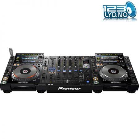 pioneer DJM900 og cdj2000