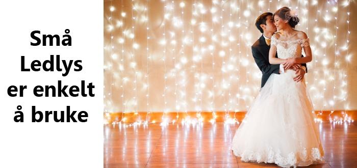 leie dekor for bryllup butikker julebord
