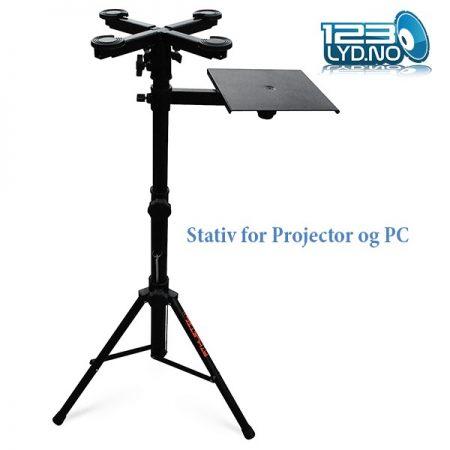 Projector og PC stativ projektorstativ