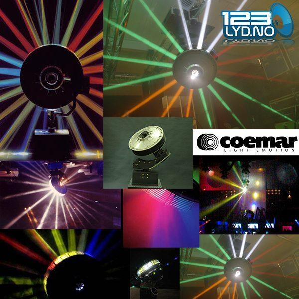 Coemar Venus Retro disco effect