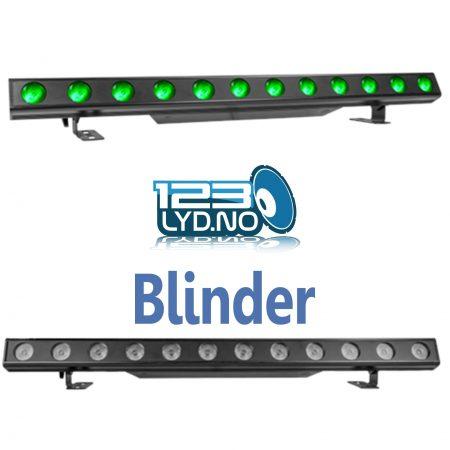 Publikum Blinder