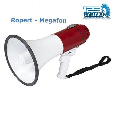 Ropert megafon