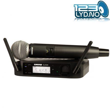 Shure trådløs mic GLXD24