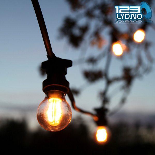 Oppdatert Lyslenke LED - Lenker For Bruk Ute Og Inne - 123 Lyd PI-08