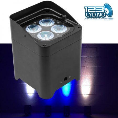 Smartbat batteridrevet LED-LYS