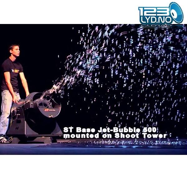 Bubble machine - Såpebobble maskin proff