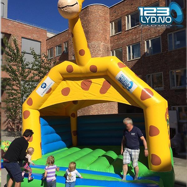 Giraff hoppeborg hoppeslott