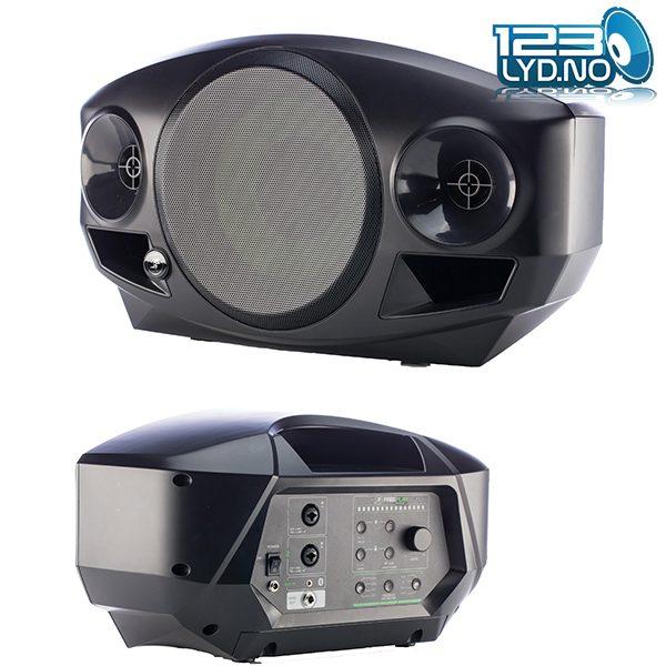 Portabel stereohøyttaler batteridrevet Mackie FreePlay