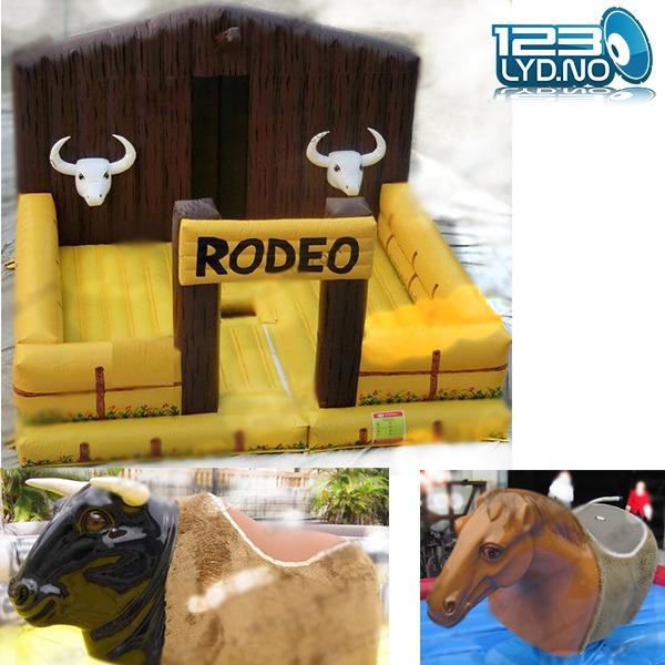 Rodeo okse