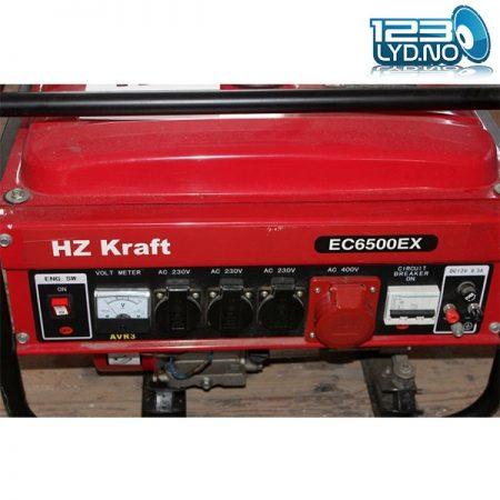 generator ec6500ex