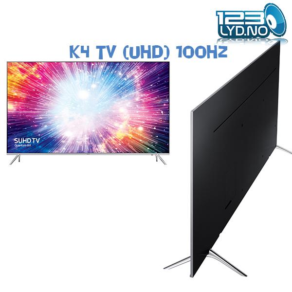 Samsung UHD 4K TV Til utleie 2