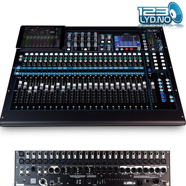 live mikser Allan and Heath QU-24 Mikser-