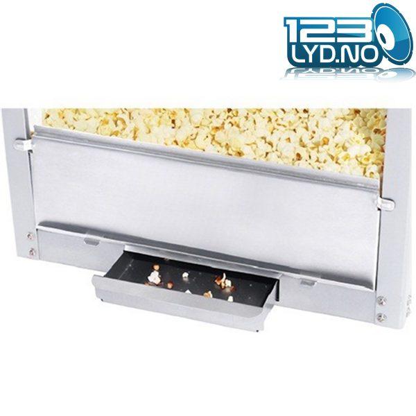 Popcorn maskin kornfanger