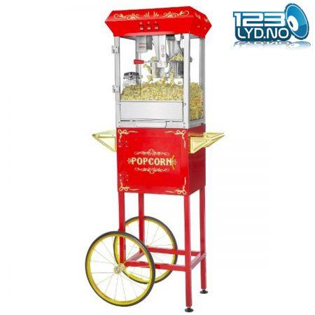 Popcorn maskin til bursdag og kino