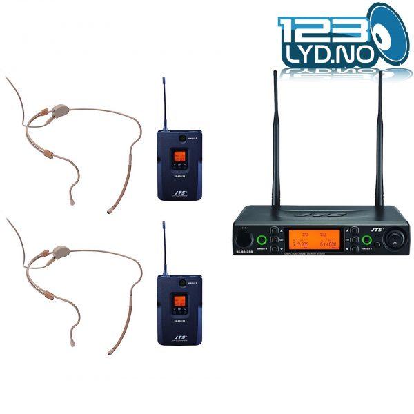 JTS RU-8012DB trådløst mik