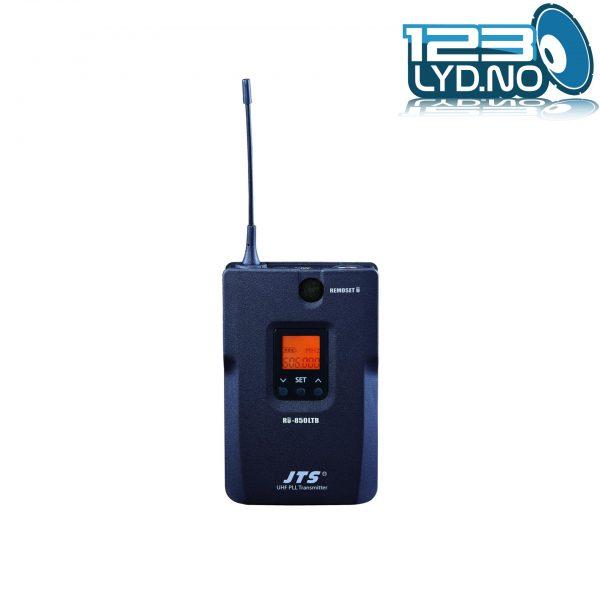 JTS RU-8012DB trådløst mikrofon Beltepack