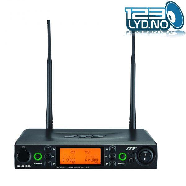 JTS RU-8012DB trådløst mikrofon base