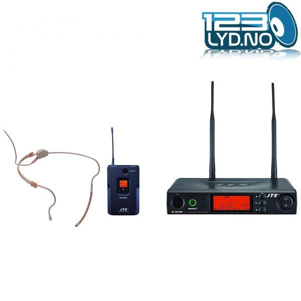 Trådløs mic single JTS RU 8011DB