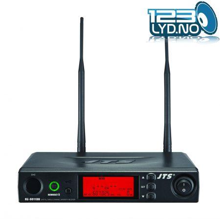 Trådløs mic single JTS RU 8011DB motager