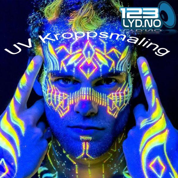 UV Kroppsmaling