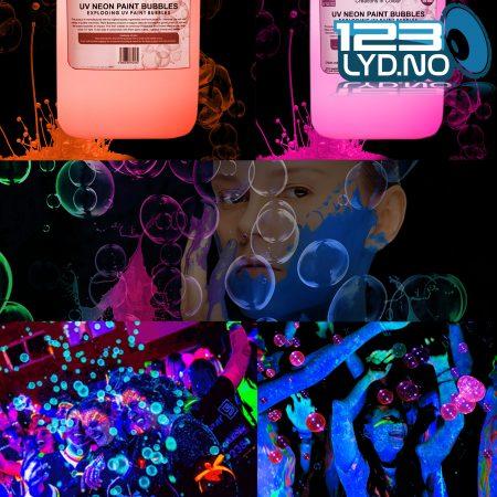 paint glow bobbler til UV
