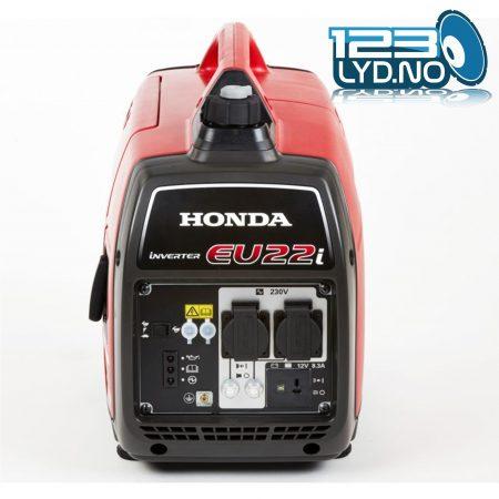 Honda EU22I Aggragat for strøm1
