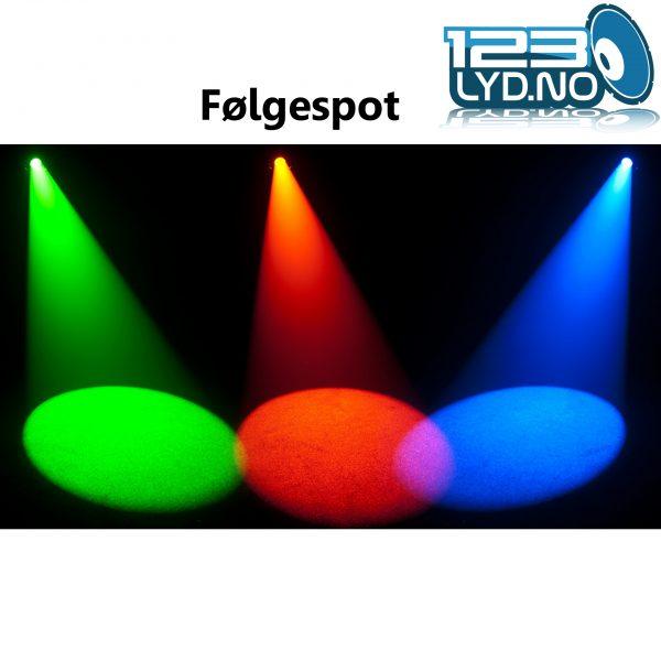Chauvet-DJ-LED-Followspot-120ST-teater følgespot