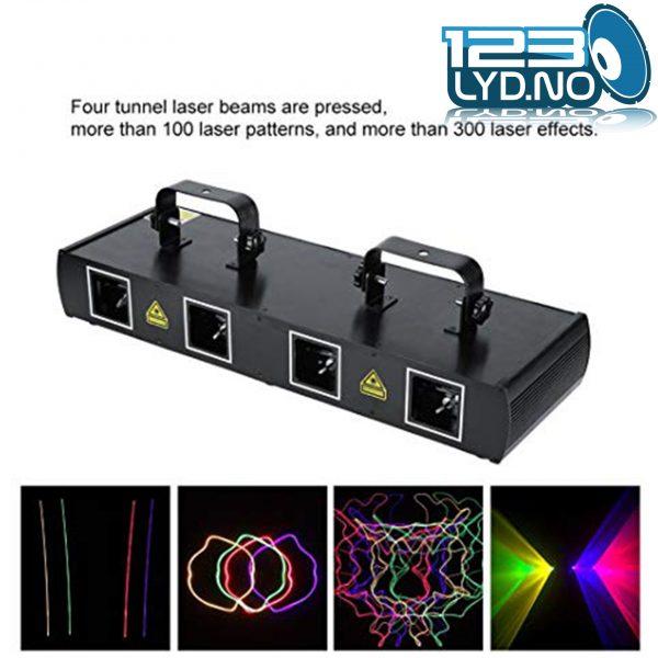 laser effekt
