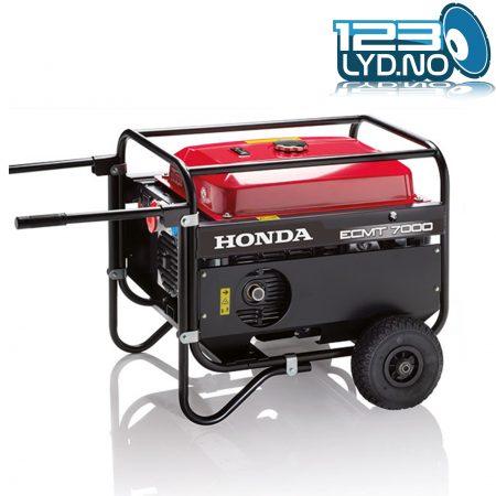 Aggregat leie Honda ECMT 7000 GV