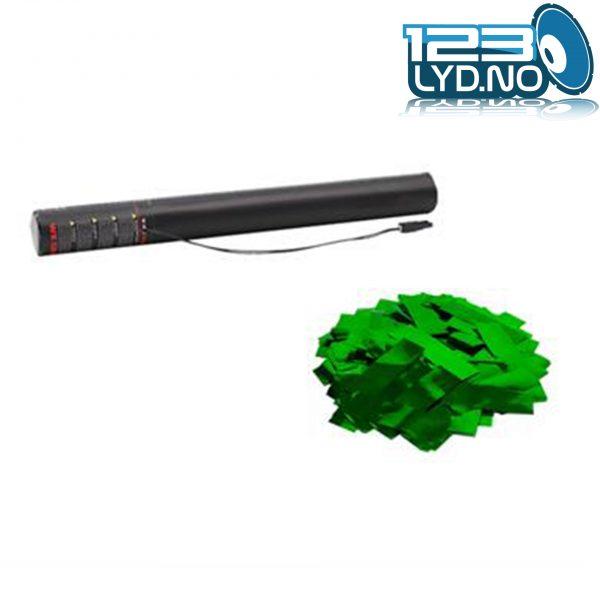Grønn metallic confetti konfetti