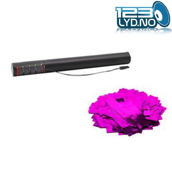 Rosa metallic confetti konfetti