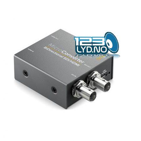 HDMI til SDI konverter begge veier bidirectional