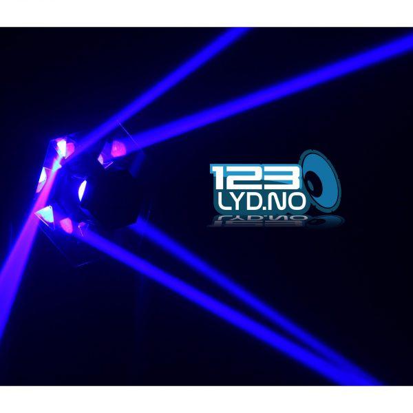 Beam Twister JB Systems lyseffekt