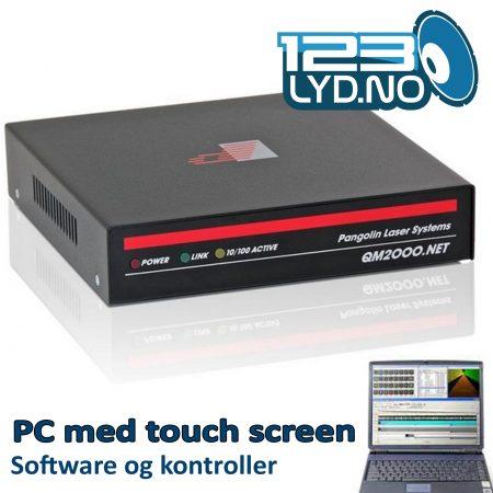 Pangolin laser QM2000.net