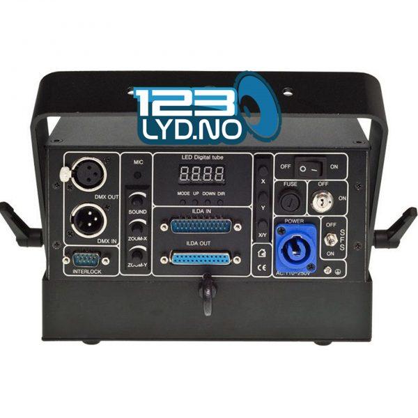 laserworld bakside PM 1800 rgb