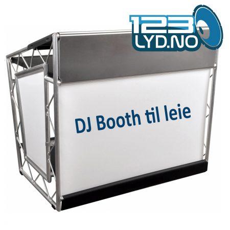 DJ Booth til leie